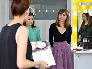 Отзыв о курсах макияжа профессионал - Анастасия