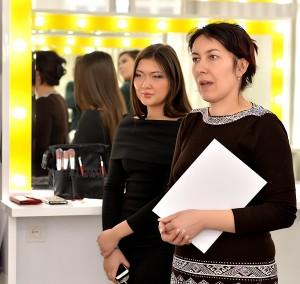 Курсы макияжа профессиональные - Светлана